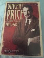 Vincent Price Mini Bust
