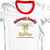 Griswold Family Egg Nogg Tshirt - Size Large - Unisex