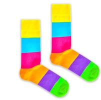 Bryt Rainbow Socks