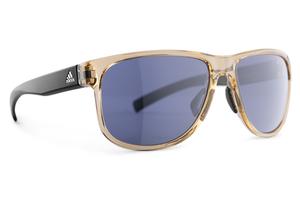 Adidas Sprung Sunglasses in Amber Shiny/Black