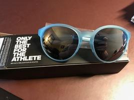 Beyond Sunglasses -  Turquoise Matte Chrome Lenses