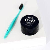Molr Dental Club Teeth Whitening Powder/Toothbrush