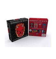 Inferno of Rock - Hard Rock Trivia Game