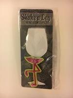 SHAKE A LEG WINE GLASS STEM CLIP