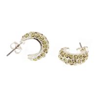 From: luxe pineapple shop fornash huggie hoop earrings