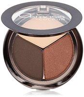 Osmosis Skincare Eye Shadow Trio in Gingersnap