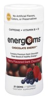 Energems Berry Flavored Dark Chocolate