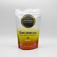 Javazen Boost : Coffee, Yerba Mate, Açai