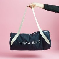 Private Party Gym and Juice Bag