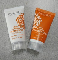 Acure Ultra Hydrating Shampoo & Conditioner