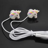 Unicorn Ear Buds