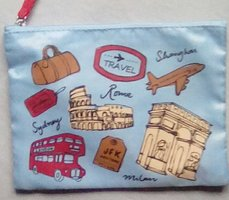 Macy's September 2017 Cosmetic Bag (Travel)
