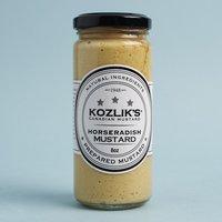 Kozlik's Canadian Mustard Horseradish Mustard