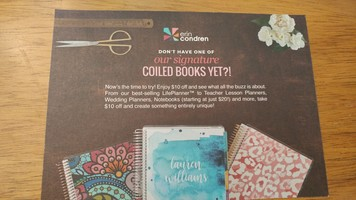 erin condren $10 off coiled book code exp 10/10/17