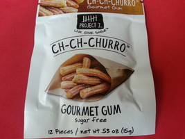 Project 7 Ch-Ch-Churro Gourmet Gum