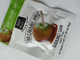 Project 7 Sour Caramel Apple Gourmet Gum