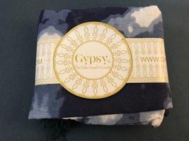 Gypsy 05 Blue Indigo Tie Dye Roundie