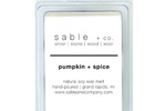 Sable + Company Pumpkin Spice Wax Melt