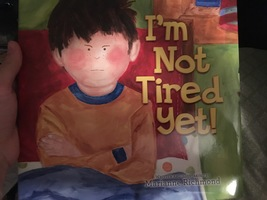 I'm not tired yet