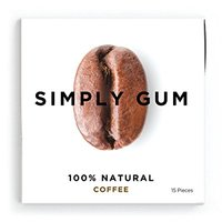 Simply Gum in COFFEE