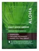 Aloha Daily Good Greens Chocolate Blend Dietary Supplement