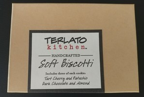 Terlato Kitchen Handcrafted Soft Biscotti