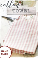 Cotton Tea Towel from To The Market