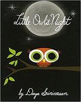 Little Owl's Night board book