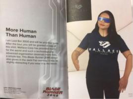Blade Runner 2049 Wallace Corporation T-Shirt