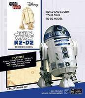 Incredibuilds: Star Wars: R2-D2 3D Wood Model