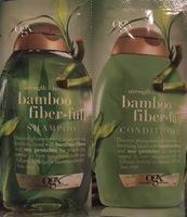 Ogx strength & body shampoo & conditioner
