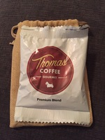 Thomas Premium Blend Gourmet Coffee
