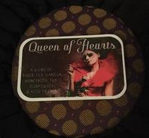 Queen of Hearts Rose Tea