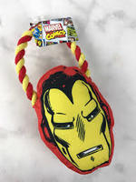 Iron Man Dog toy