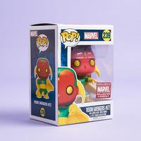 Vision (Avengers #57) POP