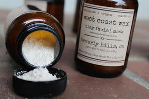 West Coast Wax Clay Facial Mask