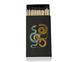 Entwined Snakes Box of Matches