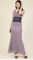 Dusky Dreaming Dress by Yellow Star