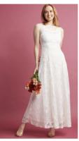 Ready, Set,  Romance Maxi Dress in Ivory