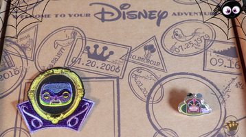Disney Treasures Magic Mirror Patch (PATCH ONLY)