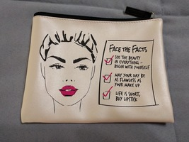 Macy's October 2017 Cosmetic Bag - Bag Only