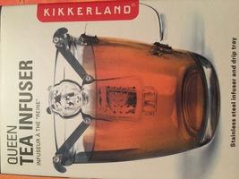 Queen tea infused kikkerland