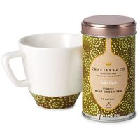 CRAFTERS & CO TAKE CARE MINT GREEN TEA