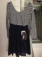 HYFVE two-part dress, with belt, L
