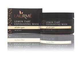 Laurme Lemon Tart Exfoliating Mask