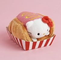 Sanrio Hello Kitty Hot Dog Plush