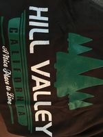 Hill valley t-shirt back to the future