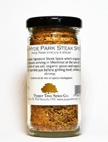 Pepper Tree Steak Spice