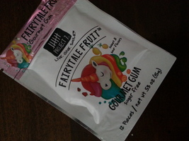 Project 7 Fairytale Fruit Gourmet Gum