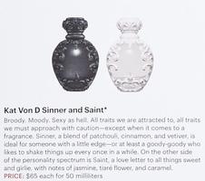 Kat Von D Sinner